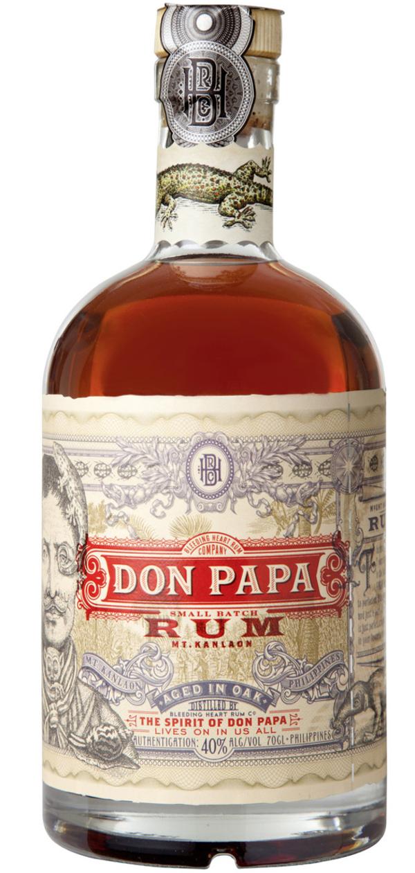 Don Papa Rum 0,7 ltr