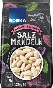 EDEKA Salzmandeln gesalzen 125 g