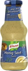 Knorr Honig-Senf Sauce 250 ml