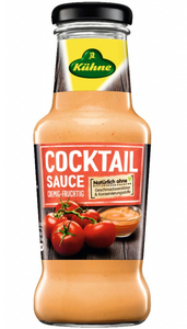 Kühne Cocktail Grillsauce 250 ml