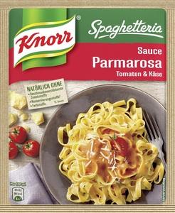 Knorr Spaghetteria Sauce Parmarosa Tomaten & Käse 56 g