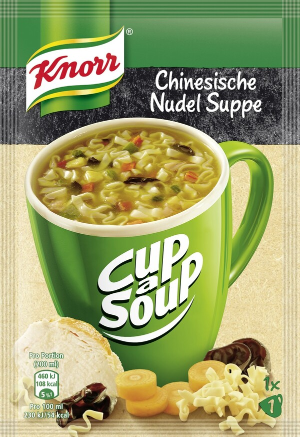 Knorr Cup a Soup Chinesische Nudel Suppe 31 g