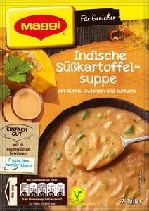 Maggi Für Genießer Indische Süßkartoffelsuppe ergibt 500 ml