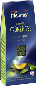 Meßmer Feinster Grüner Tee lose 150 g