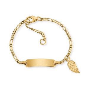 Engelsrufer ID.-Armband Armband Flügel HEB-ID-WING-G9K