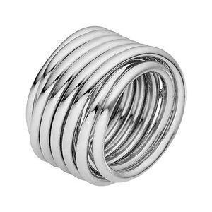 JETTE Silver Damenring 86779102