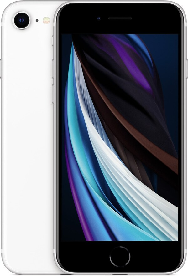 iPhone SE (64GB) weiß