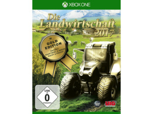 XBO DIE LANDWIRTSCHAFT 2017 (GOLD ED) [Xbox One]