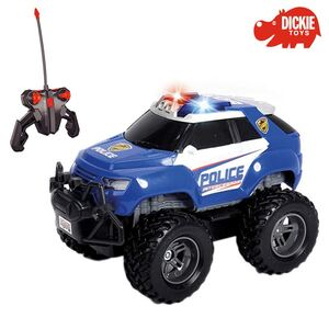 Dickie Toys RC Police Offroader