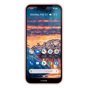 "Nokia 4.2 16GB Rosa-Sand [14,5cm (5,71"") IPS LCD Display, Android 9.0, 13MP Dual-Kamera]"
