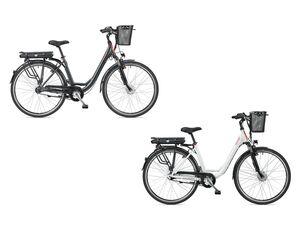 TELEFUNKEN E-Bike »Multitalent RC657-S«, Pedelec, Citybike, 28 Zoll, 100 km Reichweite