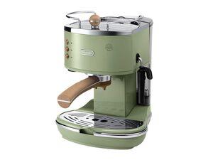 Delonghi Espressomaschine ECOV311, mit Crema-Multifunktions-Siebträger, Cappuccino-Aufschäumdüse
