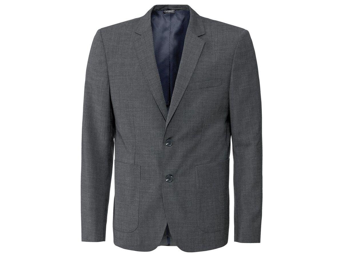 Bild 3 von LIVERGY® Anzug Herren, mit Gehschlitz, Brusttasche und Manschettenknöpfen