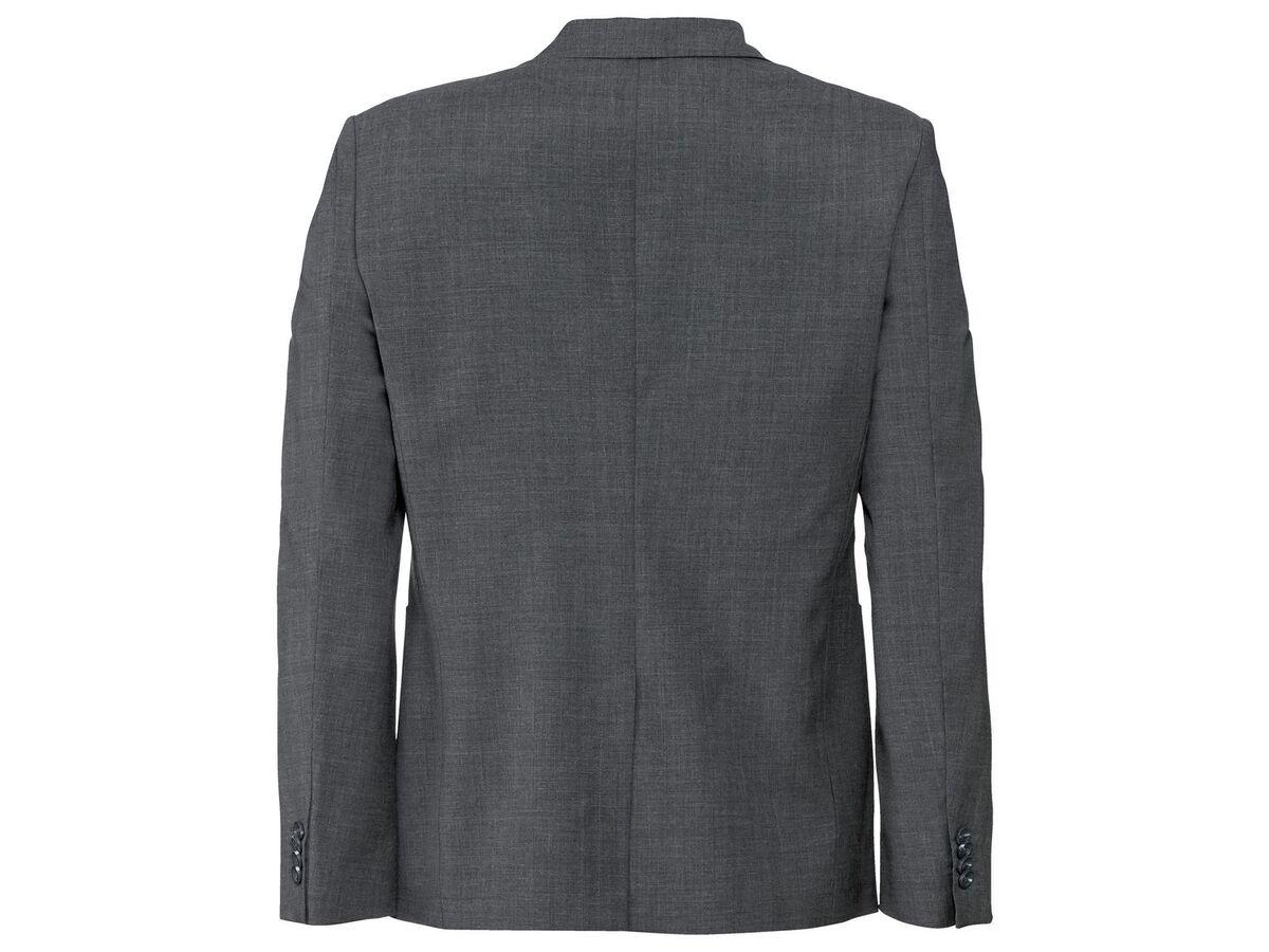 Bild 4 von LIVERGY® Anzug Herren, mit Gehschlitz, Brusttasche und Manschettenknöpfen