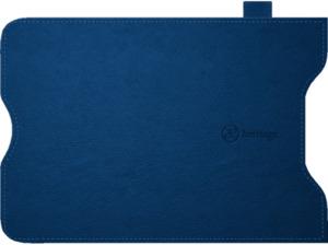 MSM 51223 Tablethülle, Sleeve, 10.6 Zoll, Blau