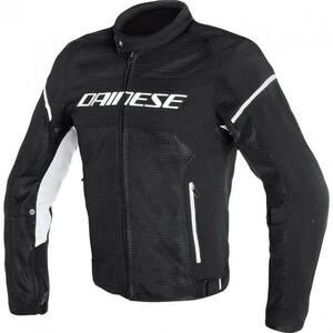 Dainese            Air Frame D1 Textiljacke schwarz/weiß 58