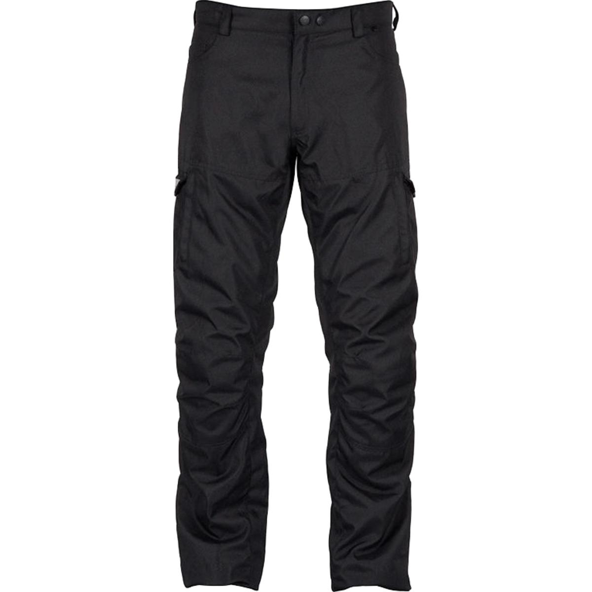 Bild 2 von DXR Relax Textilhose schwarz Herren Größe 5XL