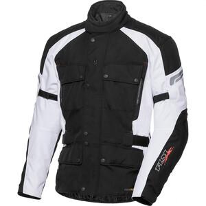 FLM            Touren Textiljacke 1.0 schwarz/weiß XL