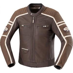 IXS X-Motorradjacke Curtis braun Herren Größe 50