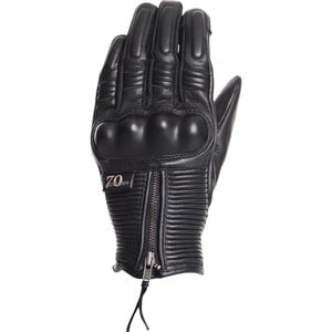 Segura Sarah Damen  Motorradhandschuh schwarz Größe 5