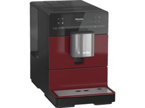 MIELE CM 5300 Kaffeevollautomat Brombeerrot