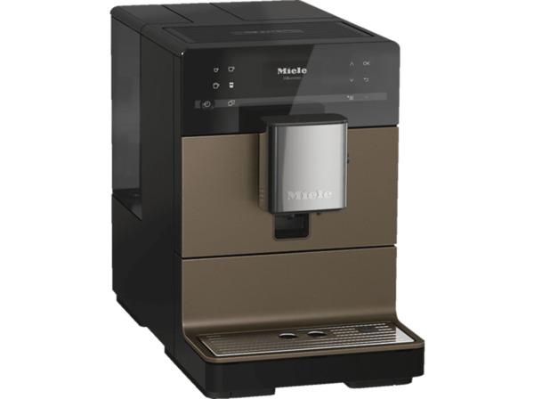 MIELE CM 5500 D BRPF Series 120 Kaffeevollautomat Schwarz/Bronze