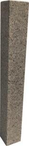 TrendLine Palisade Carbon Black 50 x 10 x 10 cm, allseits gesägt