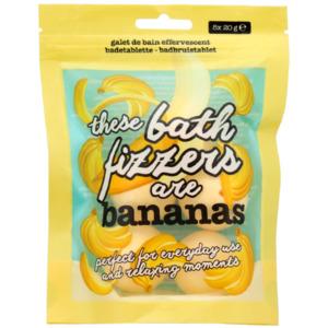 Lets Go Bananas Badekugeln