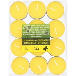 Citronella Duftteelichter