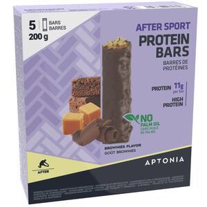 Proteinriegel AFTER SPORT Brownie 5×40g