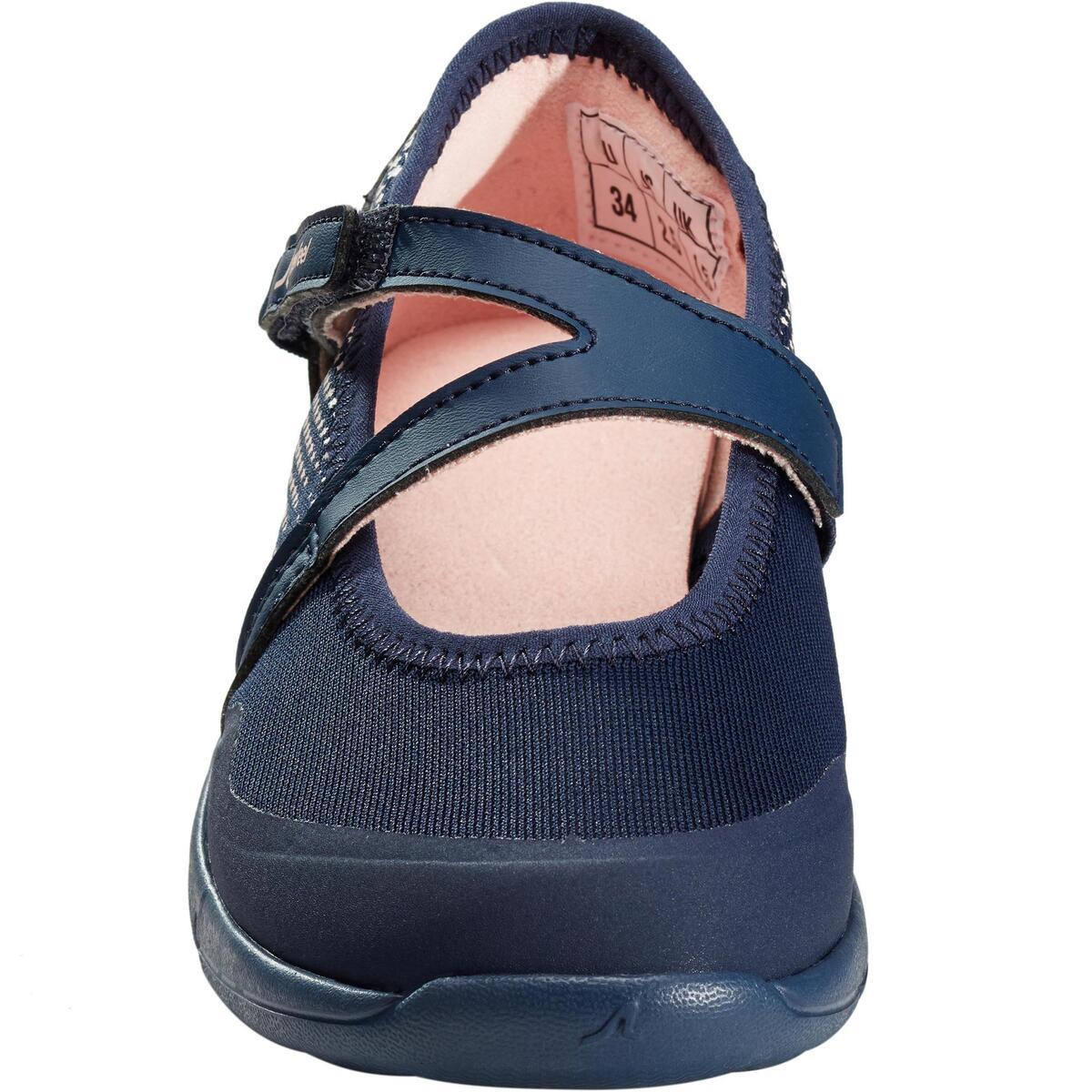 Bild 3 von Ballerinas Walking PW 160 Br'easy Mädchen marineblau