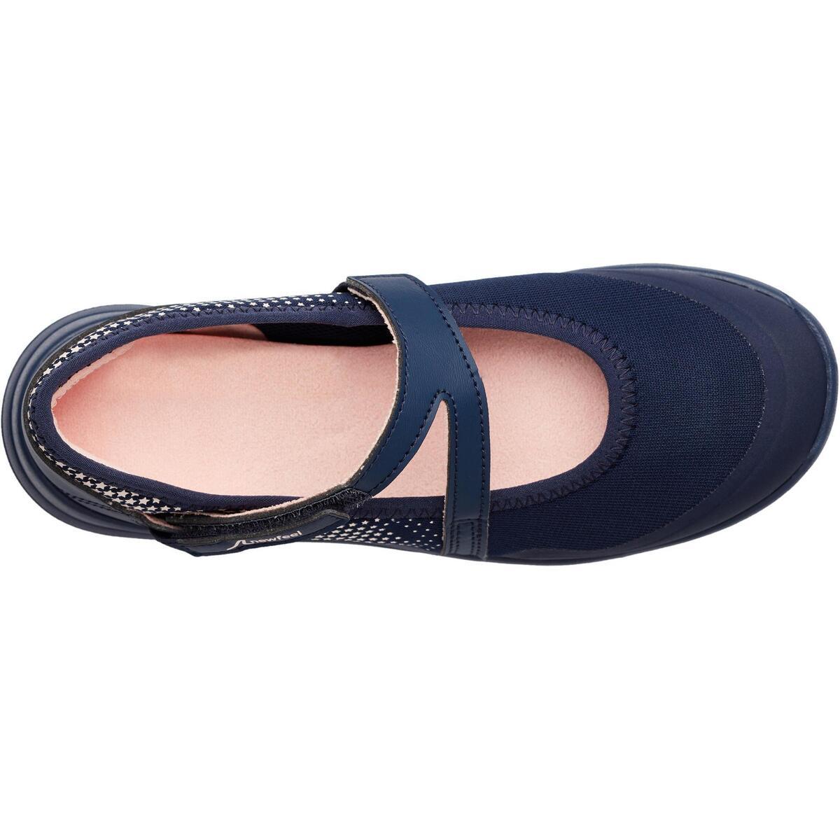 Bild 5 von Ballerinas Walking PW 160 Br'easy Mädchen marineblau