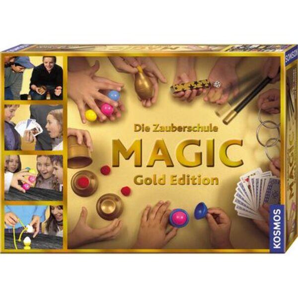 Kosmos Die Zauberschule Magic - Gold Edition