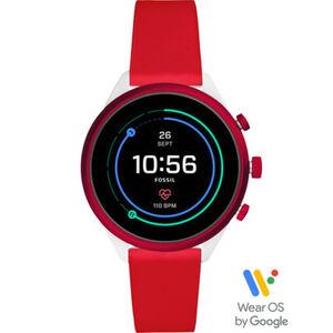 """Fossil Damen Touchscreen Smartwatch """"FTW6052"""""""