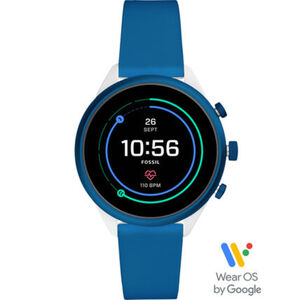 """Fossil Damen Touchscreen Smartwatch """"FTW6051"""""""