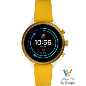 """Fossil Damen Touchscreen Smartwatch """"FTW6053"""""""