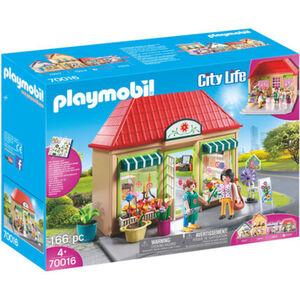 Playmobil® City Life - Mein Blumenladen 70016