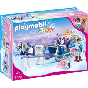 Playmobil® Magic - Schlitten mit Königspaar 9474