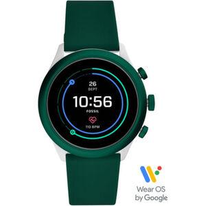 "Fossil Herren Touchscreen Smartwatch ""FTW4035"""