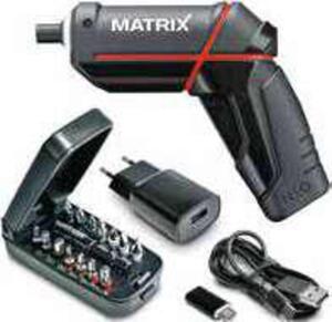 Matrix Akkuschrauber NEO 4 V
