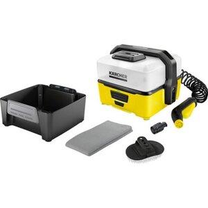 Kärcher Outdoor Cleaner OC 3 mit Pet Box
