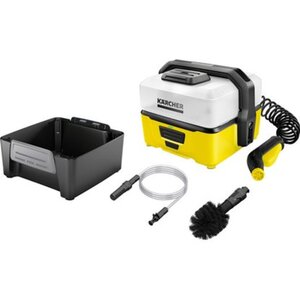 Kärcher Mobile Outdoor Cleaner OC 3 mit Adventure Box 5 bar 120 l/h