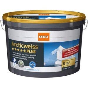 OBI Arcticweiss Plus matt 1 l