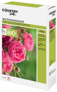 COUNTRYSIDE®  Bio-Rosendünger