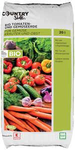 COUNTRYSIDE®  Bio-Tomaten- und Gemüseerde