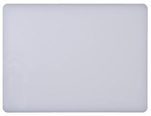 METRO Professional Schneidebrett HDPE, 40 x 30 x 2 cm, weiß