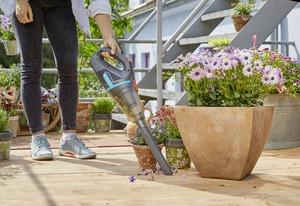 Gardena Set Outdoor Handsauger EasyClean Li