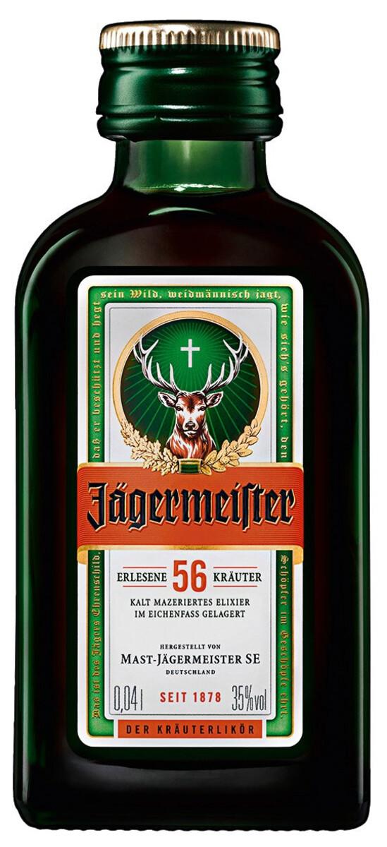 Bild 1 von Jägermeister 0,04 l