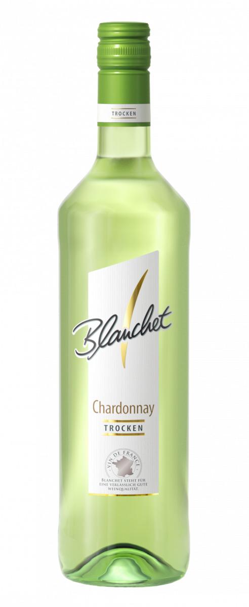 Bild 1 von Blanchet Chardonnay, trocken