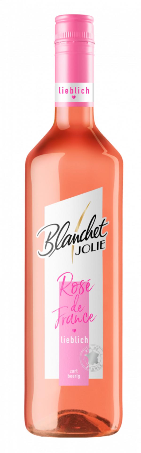 Blanchet Jolie Rosé de France, Lieblich